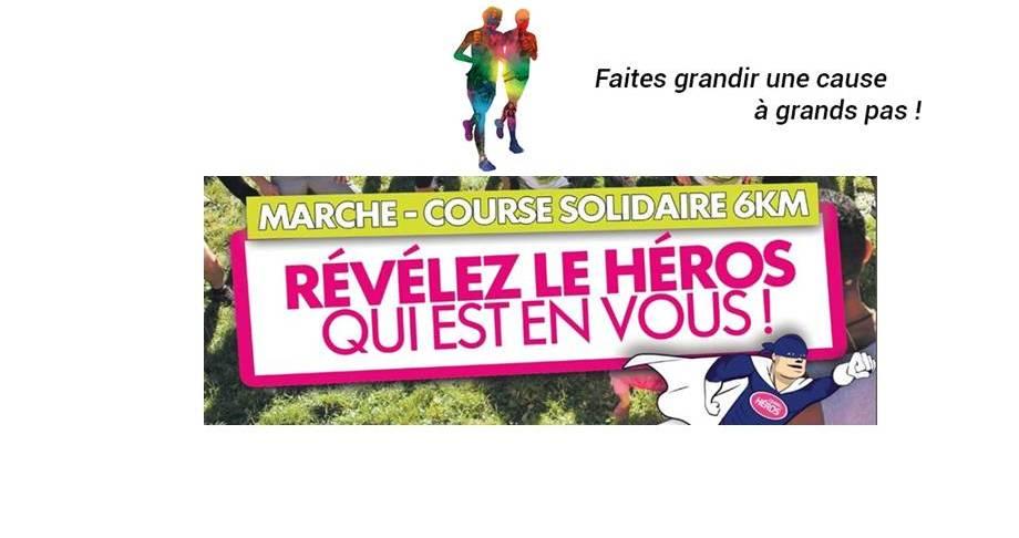 """""""Course Des Héros"""" 2018 de Paris"""
