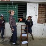 Un projet de volontariat