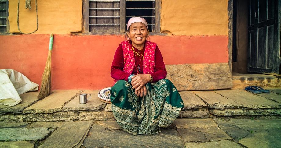 Rencontrez Votre Hôte et Maman Népalaise!