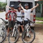 Challenge à vélo du Vietnam au Cambodge