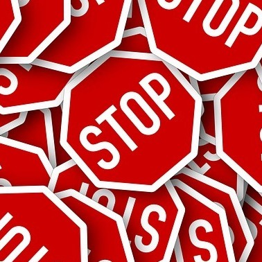 stop signs square